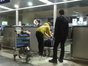 aeroflot vol aéroport shanghai 2