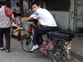 taxi-mob en chine 4 yuan la course