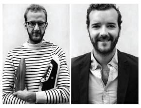Frédéric Mugnier et Nicolas Rohr, fondateurs de Faguo Shoes