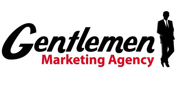 logo gentleman marketing agency
